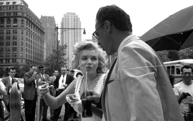 Marilyn Monroe va chong anh 6