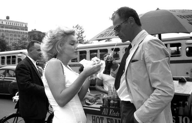 Marilyn Monroe va chong anh 2
