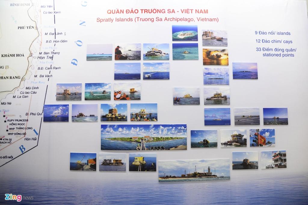 Hinh anh Truong Sa trong long Ha Noi hinh anh 4