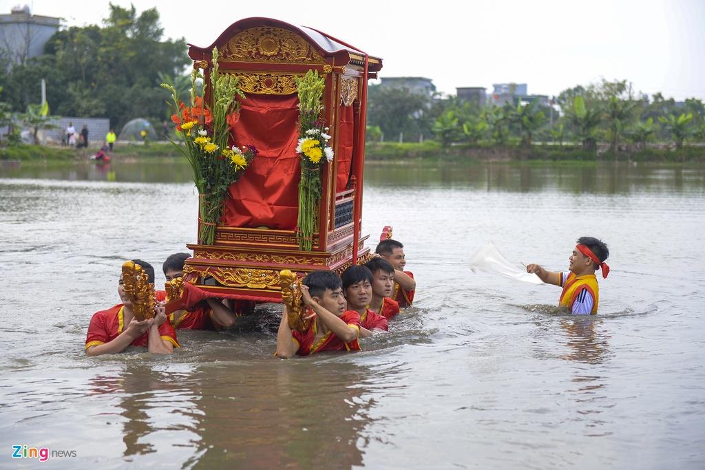 Ruoc kieu loi ao lanh suot 5 gio o Thai Binh hinh anh 12