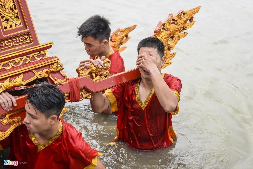 Ruoc kieu loi ao lanh suot 5 gio o Thai Binh hinh anh 17