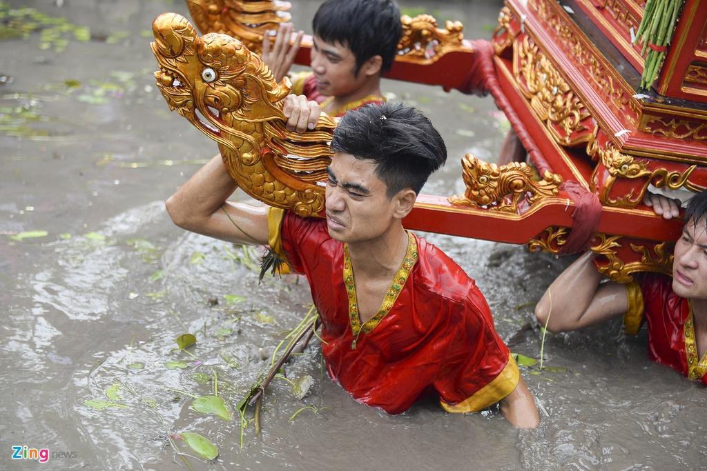 Ruoc kieu loi ao lanh suot 5 gio o Thai Binh hinh anh 22