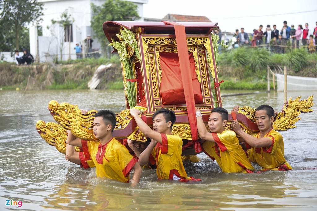 Ruoc kieu loi ao lanh suot 5 gio o Thai Binh hinh anh 4