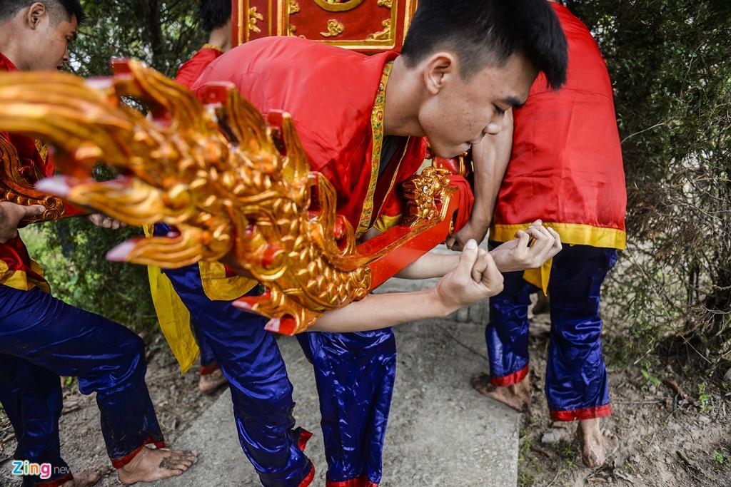 Ruoc kieu loi ao lanh suot 5 gio o Thai Binh hinh anh 7