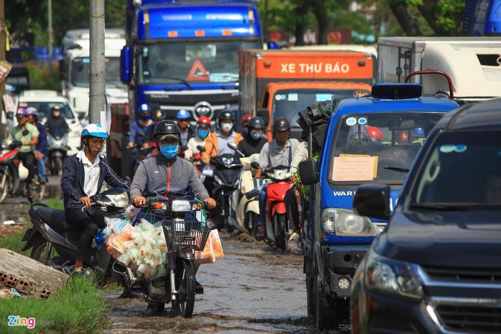 Chung cu la liet gan truc duong Huynh Tan Phat, TP.HCM hinh anh 13