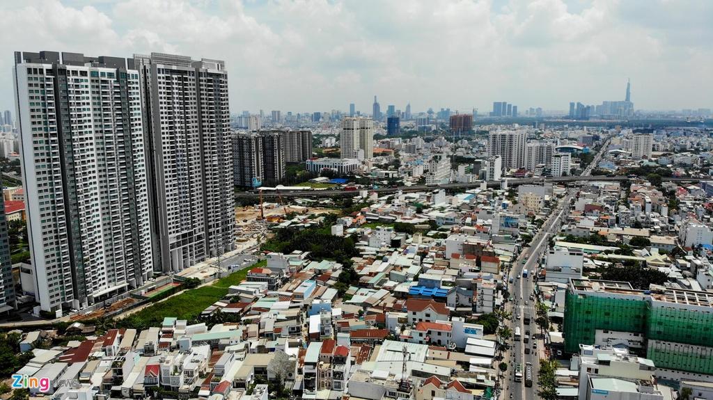 Chung cu la liet gan truc duong Huynh Tan Phat, TP.HCM hinh anh 2