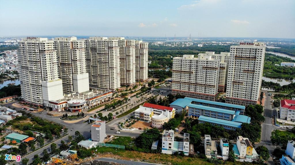Chung cu la liet gan truc duong Huynh Tan Phat, TP.HCM hinh anh 4