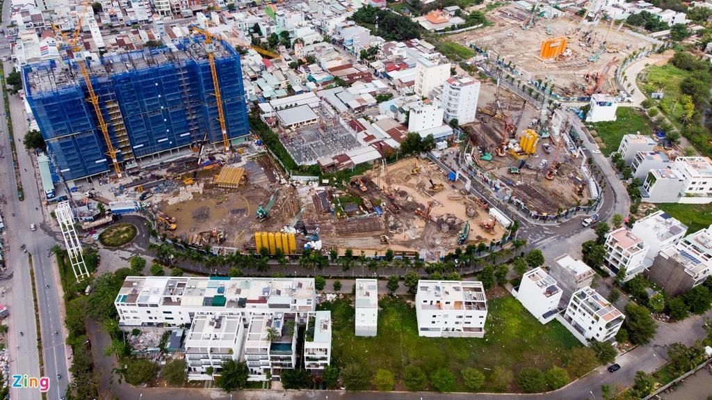 Chung cu la liet gan truc duong Huynh Tan Phat, TP.HCM hinh anh 7