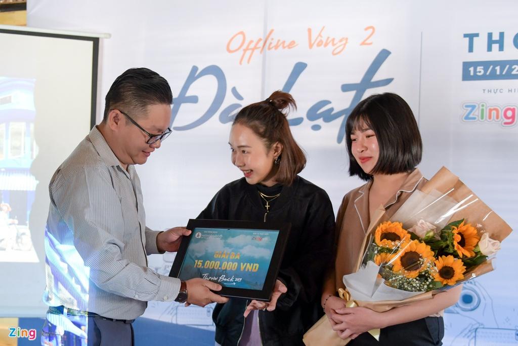 Lo dien chu nhan giai thuong 30 trieu dong cuoc thi 'Throw Back 2019' hinh anh 6 throwback_zing_6__1.jpg