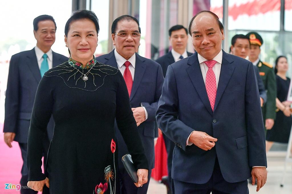 Lanh dao du Le ky niem 130 nam ngay sinh Chu tich Ho Chi Minh hinh anh 4 DSC_6552_zing.jpg
