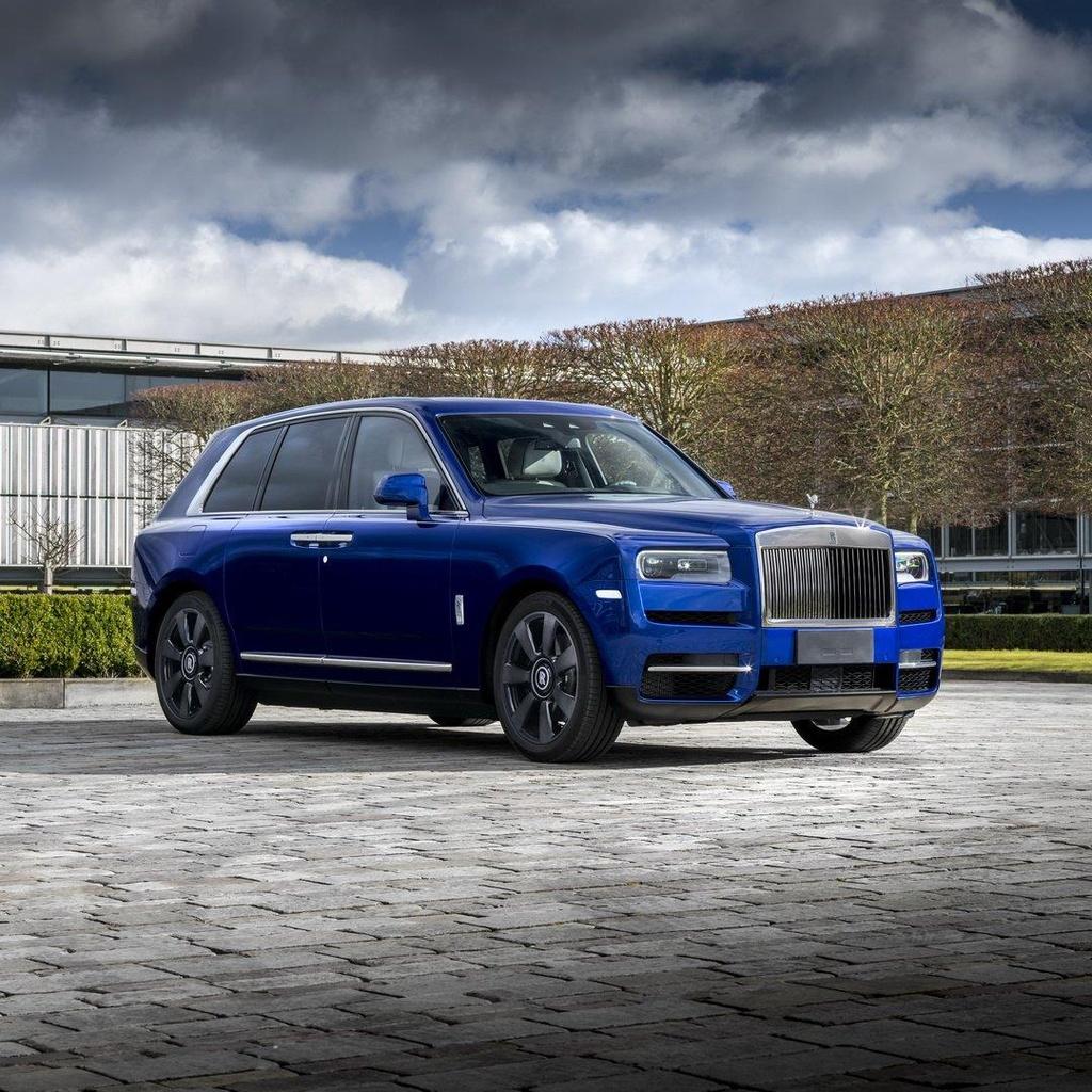Loat xe sieu sang Rolls-Royce moi cho ty phu Trung Quoc co gi? hinh anh 9