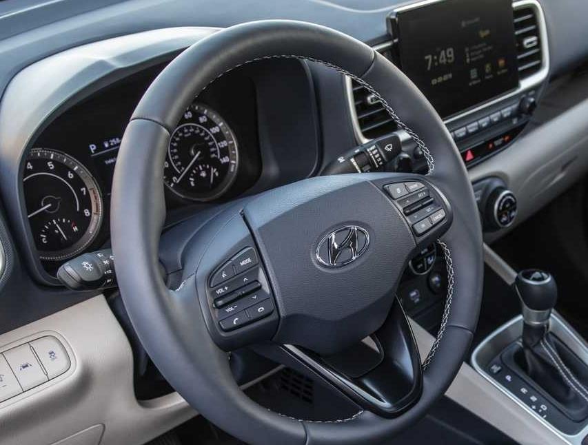 Danh gia nhanh SUV 'sieu nho' Hyundai Venue 2020 hinh anh 11