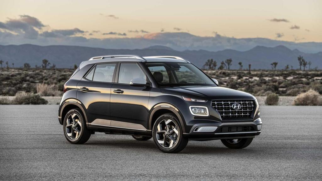 Danh gia nhanh SUV 'sieu nho' Hyundai Venue 2020 hinh anh 13