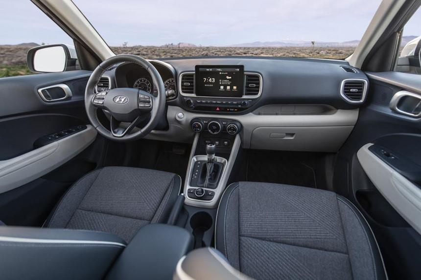 Danh gia nhanh SUV 'sieu nho' Hyundai Venue 2020 hinh anh 4