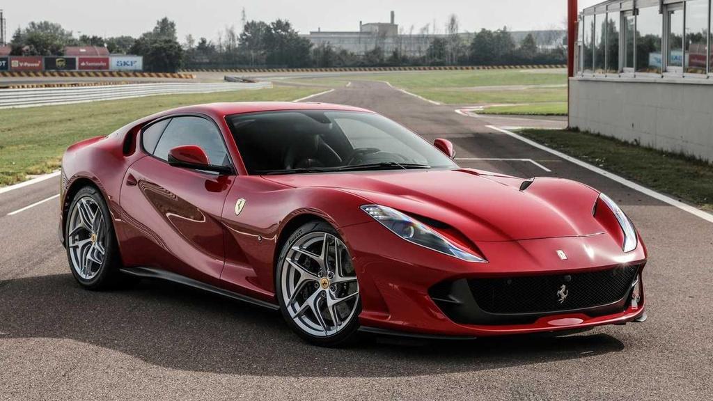 Can bao nhieu tien de so huu mot chiec Ferrari? hinh anh 6