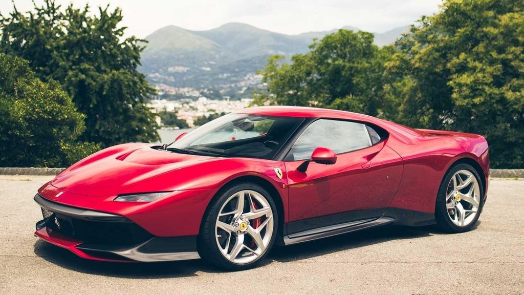 Can bao nhieu tien de so huu mot chiec Ferrari? hinh anh 9