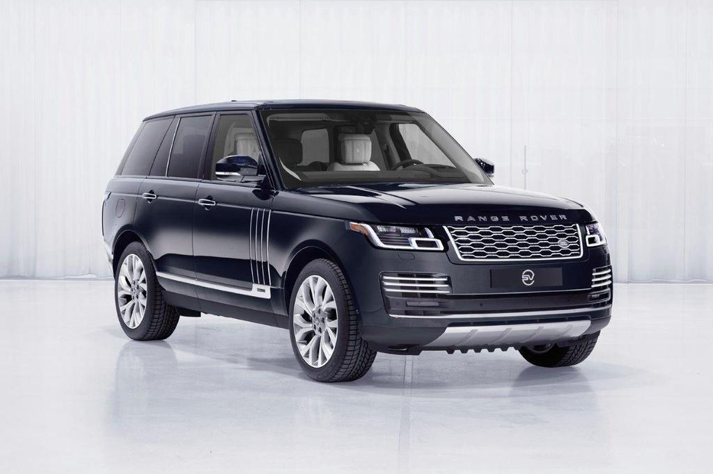 Range Rover ra phien ban Du hanh gia vu tru anh 2