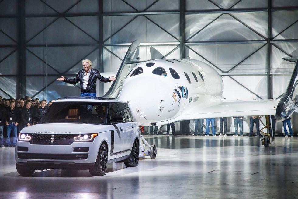 Range Rover ra phien ban Du hanh gia vu tru anh 6
