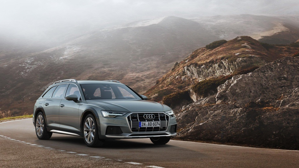 A6 Allroad 2020 kham pha chi tiet anh 2