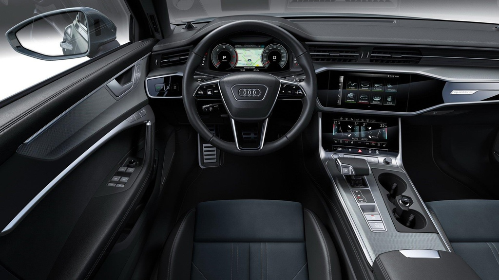 A6 Allroad 2020 kham pha chi tiet anh 9