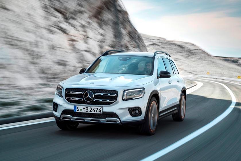 Danh gia Mercedes GLB 2020 - khong co doi thu nho thiet ke 7 cho ngoi hinh anh 2