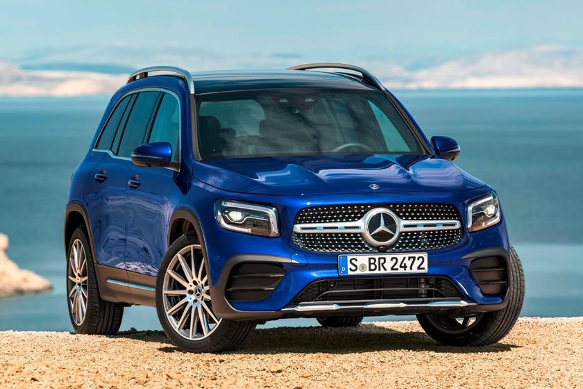 Danh gia Mercedes GLB 2020 - khong co doi thu nho thiet ke 7 cho ngoi hinh anh 12