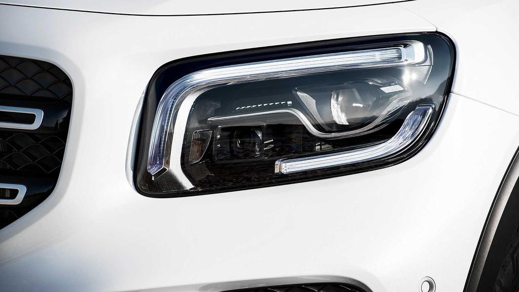 Danh gia Mercedes GLB 2020 - khong co doi thu nho thiet ke 7 cho ngoi hinh anh 5