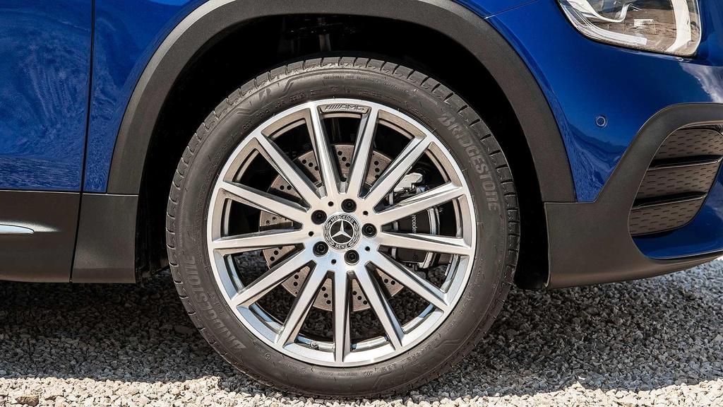 Danh gia Mercedes GLB 2020 - khong co doi thu nho thiet ke 7 cho ngoi hinh anh 15