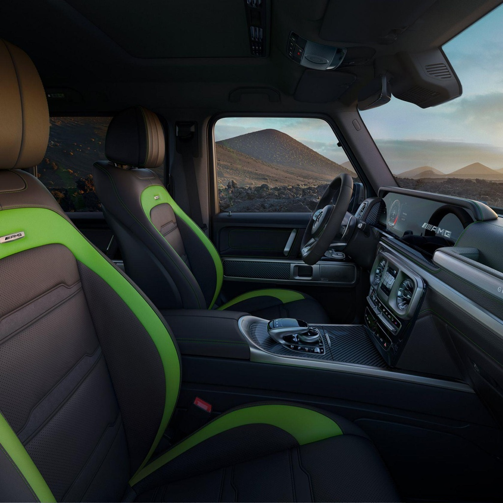'Sieu SUV' Mercedes-Benz G-Class co hon 1 trieu tuy chon ca nhan hoa hinh anh 5