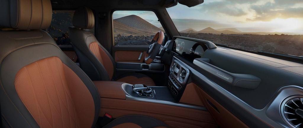 'Sieu SUV' Mercedes-Benz G-Class co hon 1 trieu tuy chon ca nhan hoa hinh anh 4