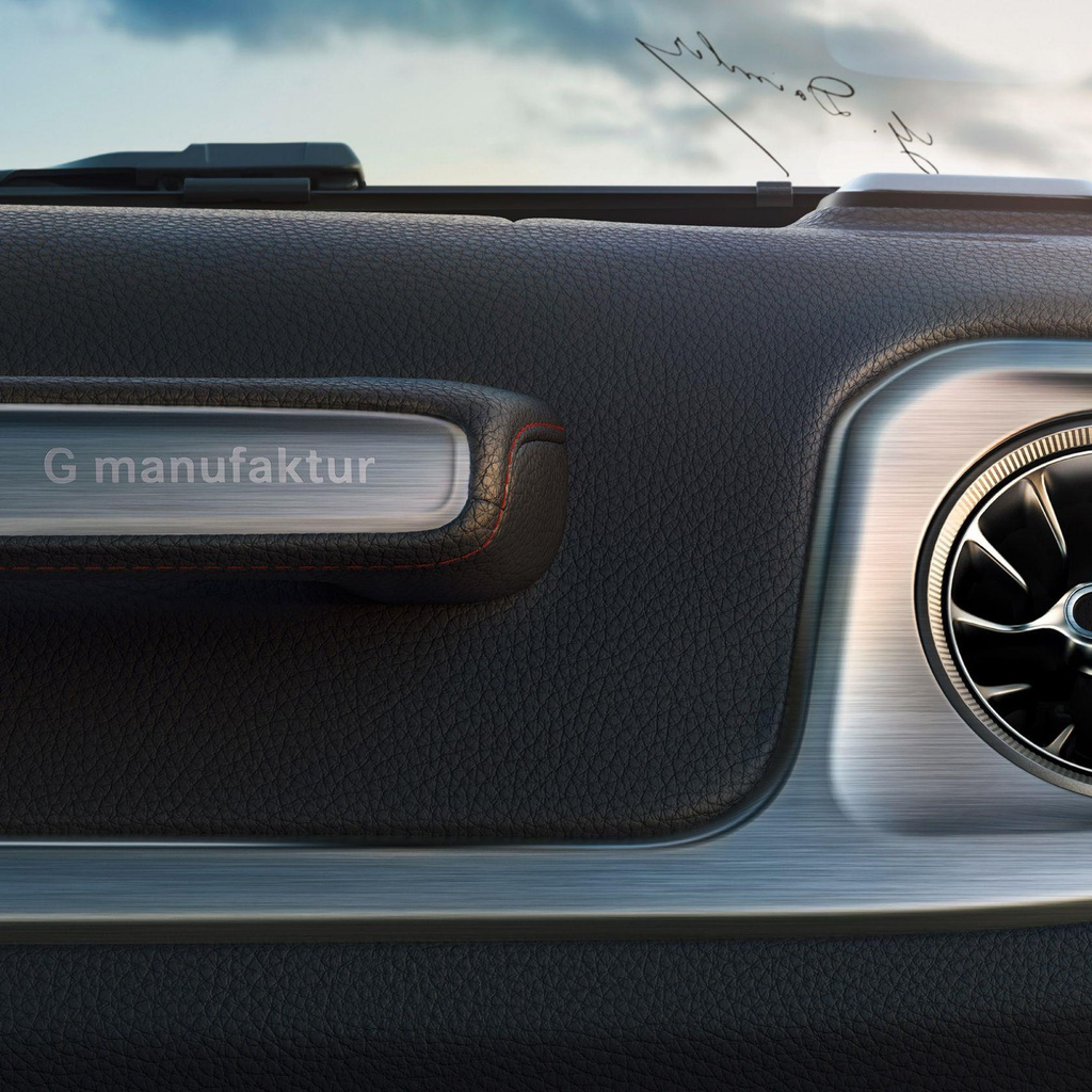 'Sieu SUV' Mercedes-Benz G-Class co hon 1 trieu tuy chon ca nhan hoa hinh anh 7