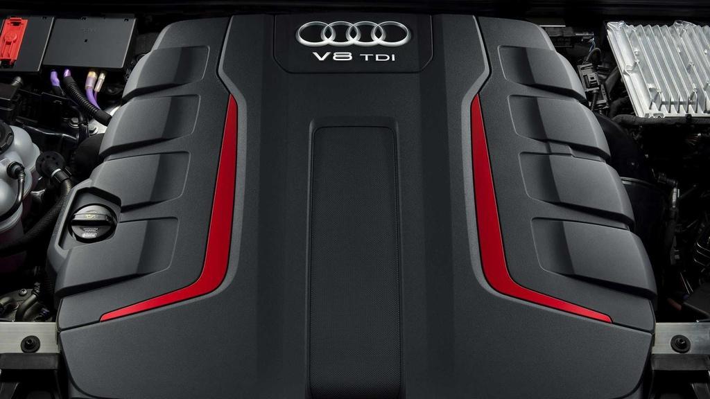 SUV hang sang Audi SQ8 lo dien, gia cao ngat nguong hinh anh 4