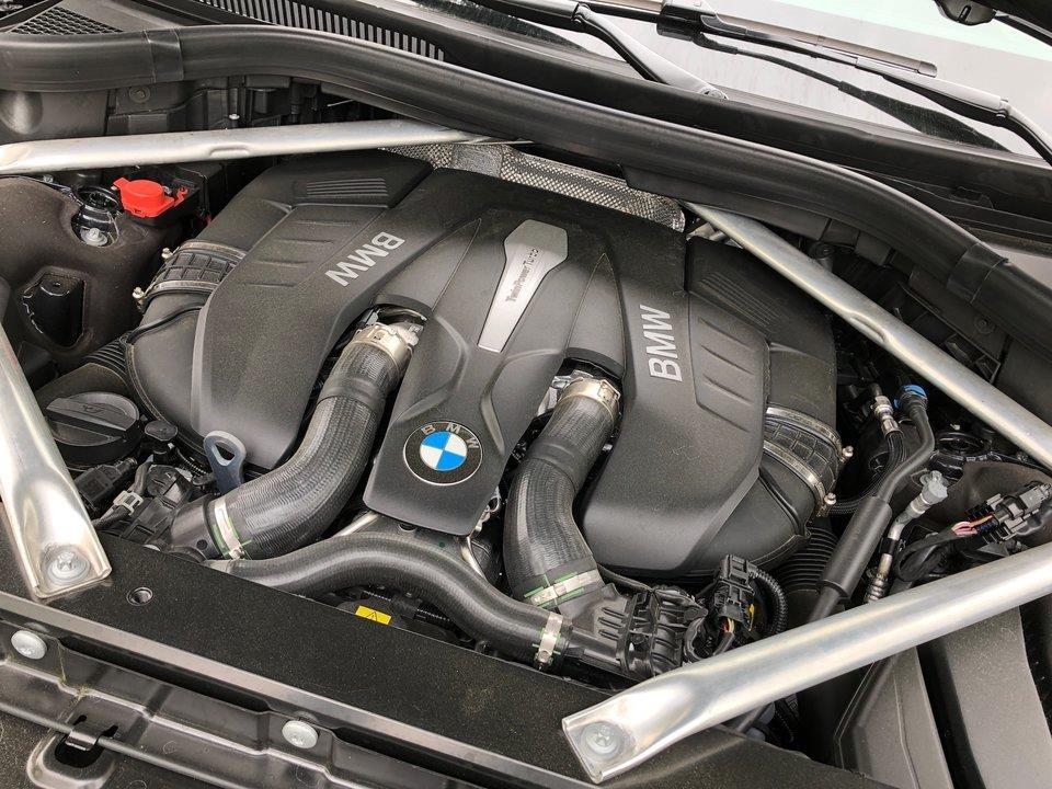 danh gia BMW X7 anh 13
