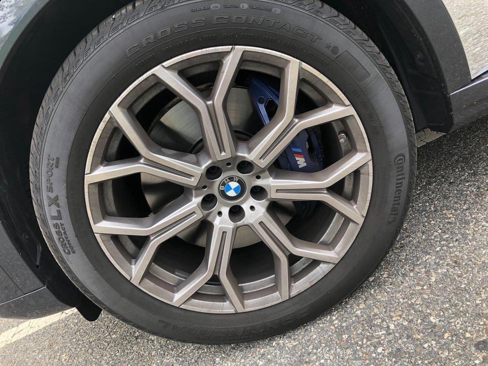 danh gia BMW X7 anh 5