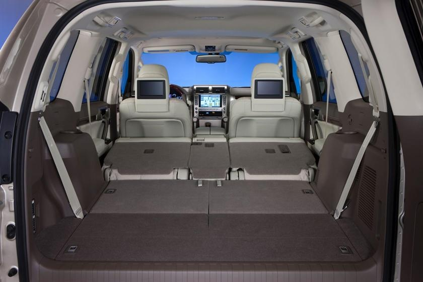 danh gia Lexus GX 2020 anh 8