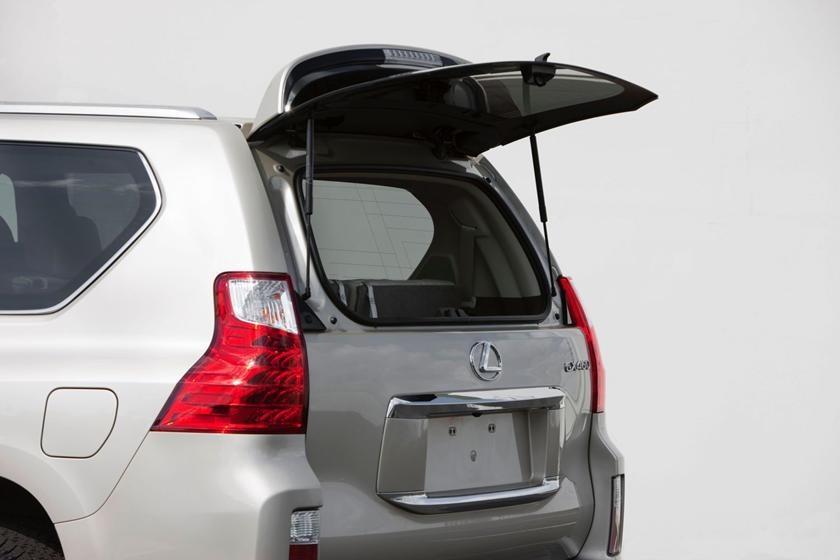 Danh gia Lexus GX 2020: Cong nghe loi thoi nhung off-road manh me hinh anh 5