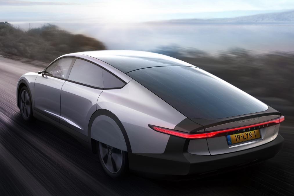 Kết quả hình ảnh cho xe chạy bằng năng lượng Mặt trời