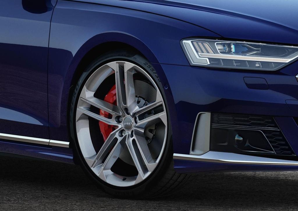 'Sieu sedan' Audi S8 2020 lo dien, khoi diem tu 100.000 USD hinh anh 5