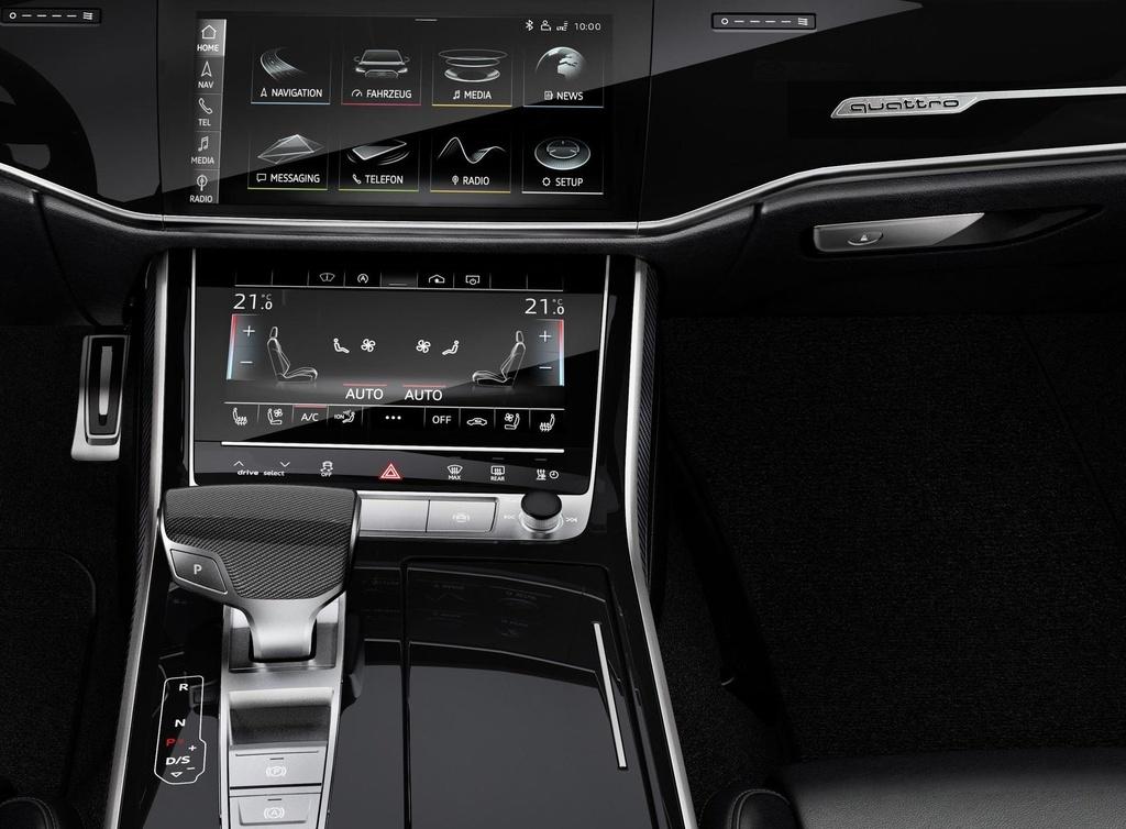 'Sieu sedan' Audi S8 2020 lo dien, khoi diem tu 100.000 USD hinh anh 6