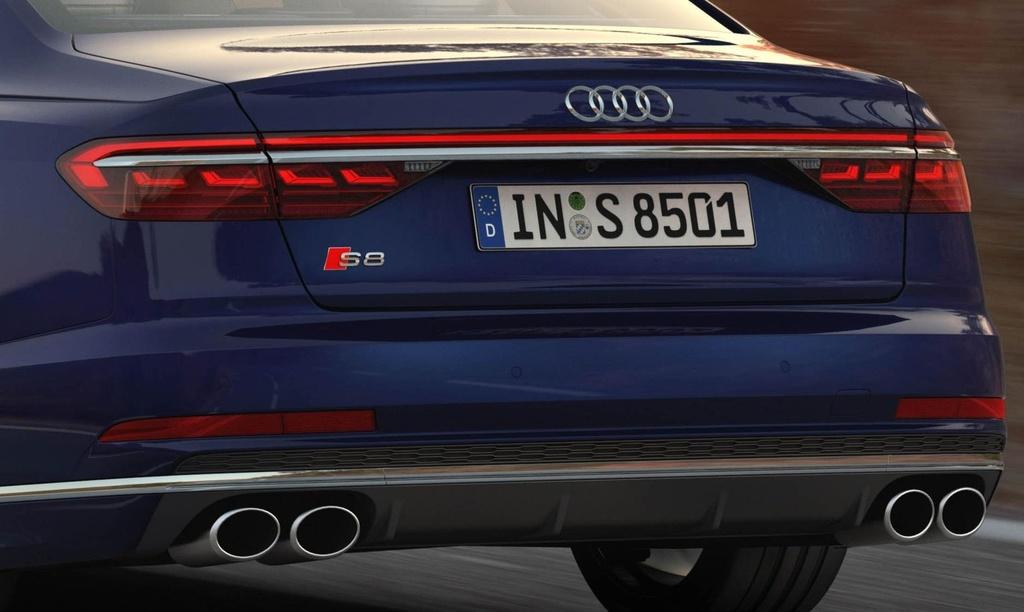 'Sieu sedan' Audi S8 2020 lo dien, khoi diem tu 100.000 USD hinh anh 7