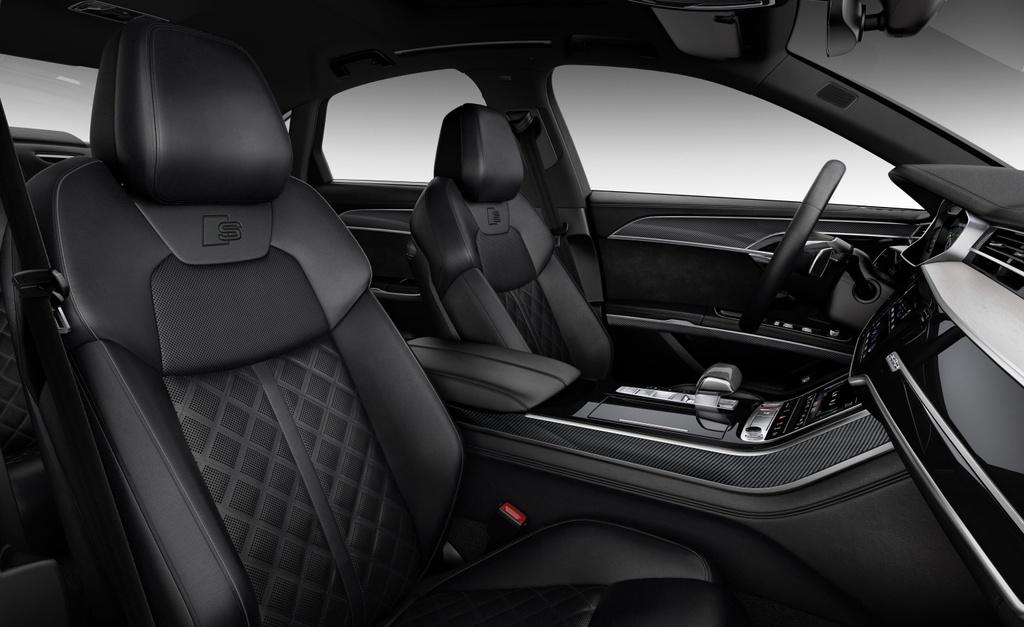 'Sieu sedan' Audi S8 2020 lo dien, khoi diem tu 100.000 USD hinh anh 9