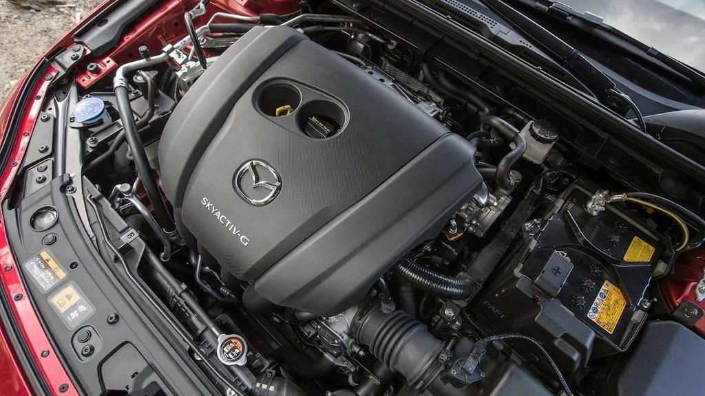 so sanh Honda Civic 2019 va Mazda3 2019 anh 12