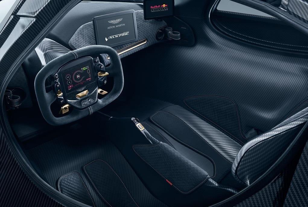 sieu xe Aston Martin Valkyrie lan dau chay thu anh 6