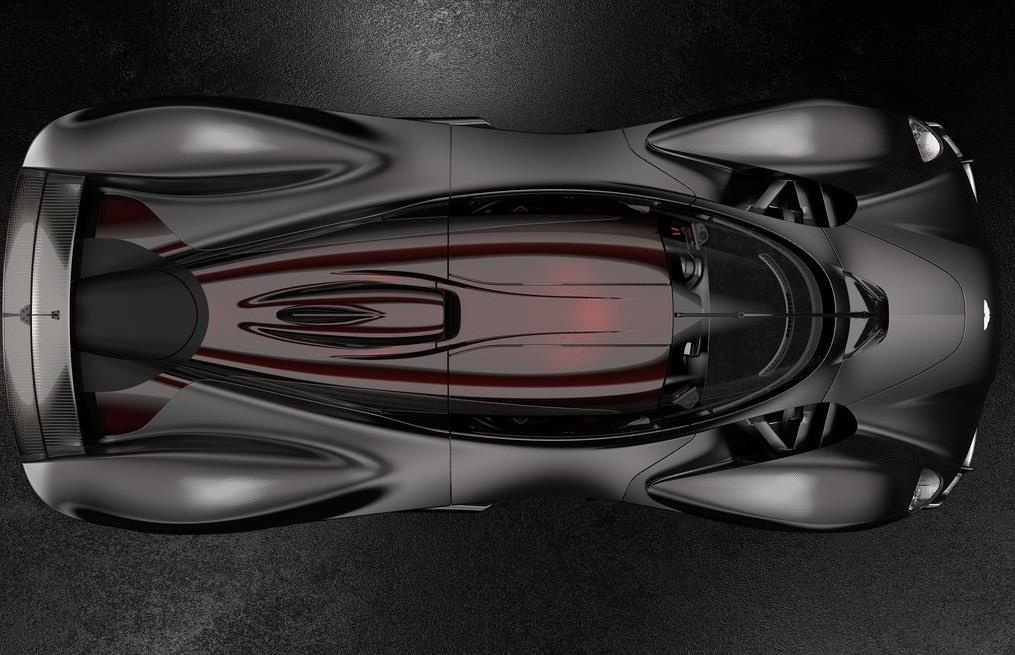 sieu xe Aston Martin Valkyrie lan dau chay thu anh 7