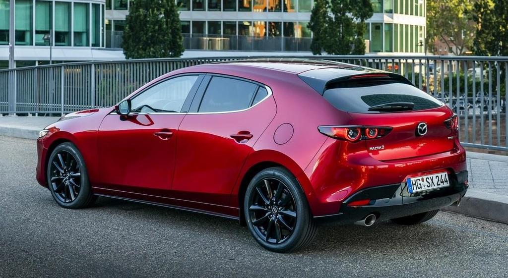 Mazda 3 SkyActiv-X ra mat, co ban dan dong 4 banh hinh anh 3
