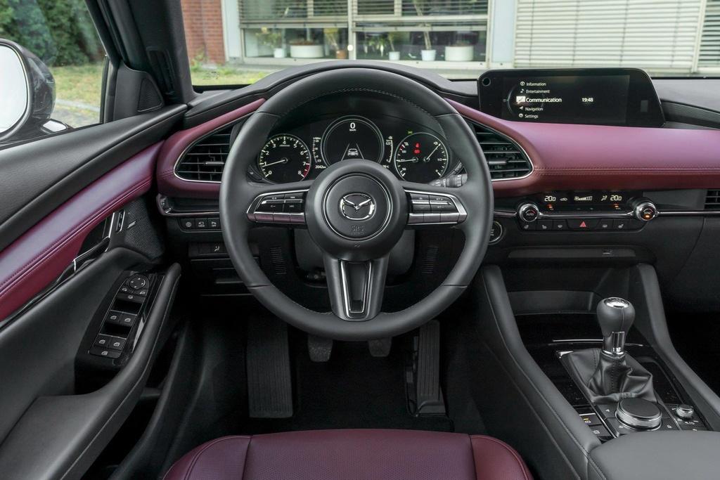 Mazda 3 SkyActiv-X ra mat, co ban dan dong 4 banh hinh anh 5