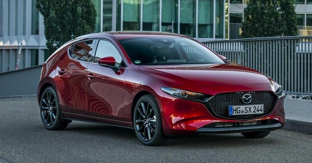Mazda 3 SkyActiv-X ra mat, co ban dan dong 4 banh hinh anh 1
