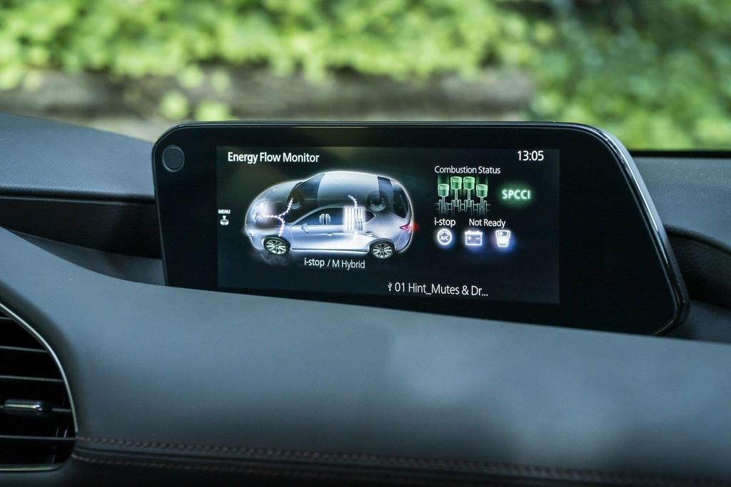 Mazda 3 SkyActiv-X ra mat, co ban dan dong 4 banh hinh anh 6