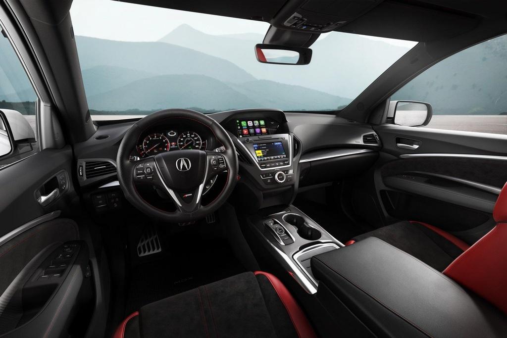 Acura MDX 2020 gia tu 44.400 USD, co ca ban hieu suat cao hinh anh 6