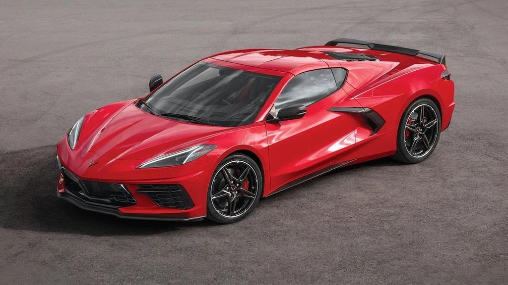 danh gia noi that sieu xe Chevrolet Corvette C8 2020 anh 1